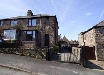 Thumbnail 3 bed semi-detached house for sale in Thornleigh, Lakeside, Bakewell