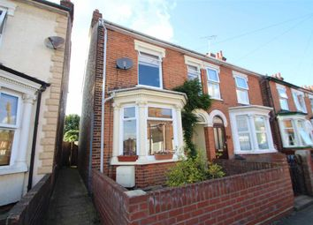 Thumbnail 3 bedroom semi-detached house for sale in Faraday Road, Ipswich