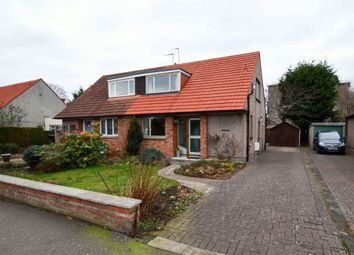 Thumbnail 3 bed semi-detached bungalow for sale in 19 Drum Brae Avenue, Corstorphine, Edinburgh