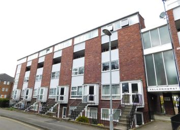 Thumbnail 2 bed flat to rent in The Crescent, Surbiton