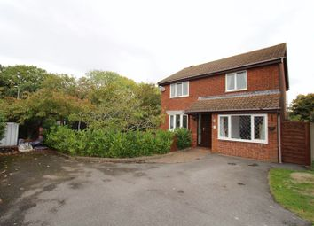 Thumbnail 4 bed detached house to rent in Wild Rose Crescent, Locks Heath, Southampton