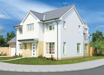 "Thumbnail 4 bedroom detached house for sale in ""The Lauder 2"" at Perceton, Irvine"