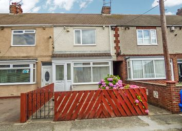 Thumbnail 2 bed terraced house for sale in Thornton Terrace, Blackhall Colliery, Hartlepool
