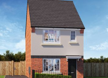 "Thumbnail 3 bed property for sale in ""The Leathley"" at Wellington Road, Northwood, Stoke-On-Trent"