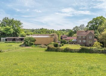 Thumbnail 4 bed farmhouse for sale in Midhurst Road, Haslemere