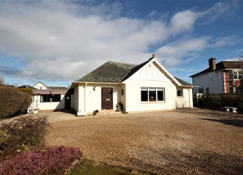 Thumbnail 5 bed detached house for sale in 3 Culcabock Road, Culcabock, Inverness.