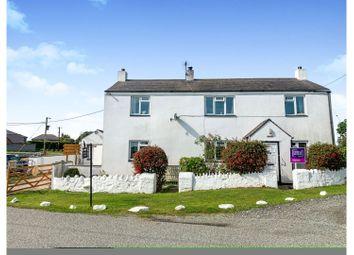 Thumbnail 3 bed detached house for sale in Llanfair Yn Neubwll, Holyhead