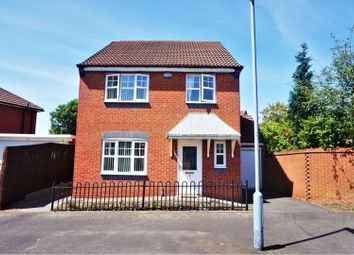 Thumbnail 4 bed detached house for sale in Broomhill Road, Erdington, Birmingham