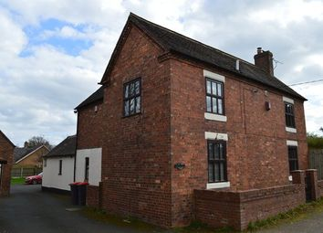 Thumbnail 3 bed detached house for sale in Shop Lane, Cold Hatton