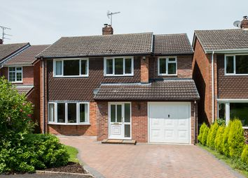 Thumbnail 4 bed detached house for sale in Rosedale, Abberley, Worcester