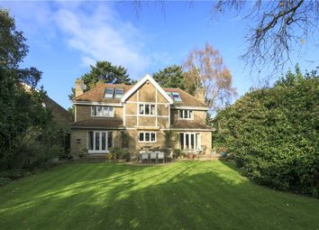 Thumbnail 6 bed detached house for sale in Ballard Close, Coombe Hill