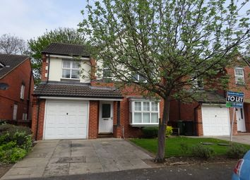 Thumbnail 4 bed detached house to rent in Boothroyd Drive, Meanwood, Leeds