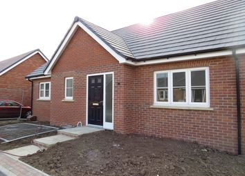 Thumbnail 2 bed property to rent in Scholars Close, Manea, March
