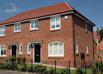 Thumbnail 3 bed semi-detached house to rent in Plot 487 Ellesmere, Rushmere Road, Norris Green Village