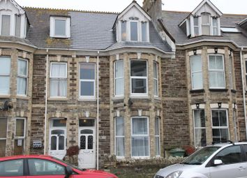 Thumbnail 5 bed terraced house for sale in Edgcumbe Avenue, Newquay