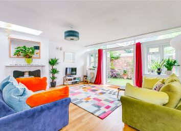 Thumbnail 3 bed flat for sale in Agnes Road, London