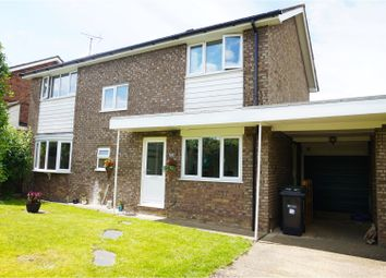 Thumbnail 4 bedroom detached house for sale in Aldwickbury Crescent, Harpenden