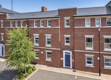 Thumbnail 2 bed flat for sale in The Old Meadow, Shrewsbury, Shropshire