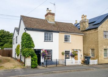 Thumbnail 3 bed cottage for sale in Silver Street, Buckden, St. Neots
