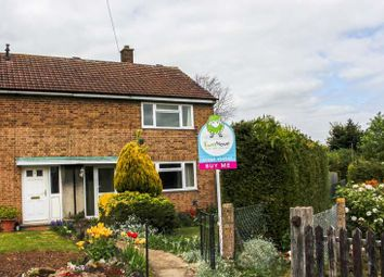 Thumbnail 2 bed end terrace house for sale in Locks Close, Greetham, Oakham