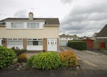 Thumbnail 4 bed semi-detached house for sale in St Boswells Crescent, Paisley, Renfrewshire