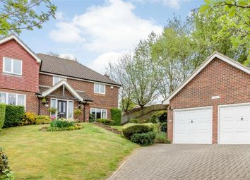 Thumbnail 4 bed detached house for sale in Abigail Crescent, Walderslade, Chatham, Kent