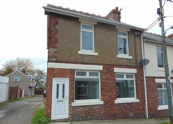 Thumbnail 3 bed end terrace house to rent in Frederick Street, Coundon, Bishop Auckland