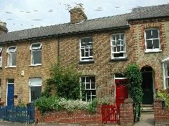 Thumbnail 2 bedroom terraced house to rent in Currie Street, Hertford
