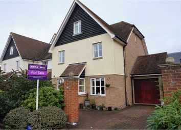 Thumbnail 5 bedroom semi-detached house for sale in Colbron Close, Ashwell, Baldock