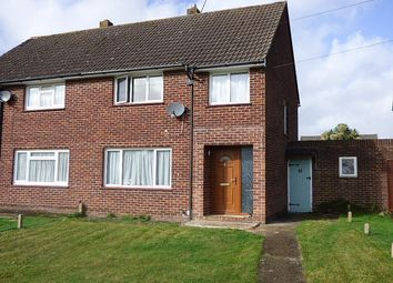 Thumbnail 3 bed semi-detached house to rent in Devon Drive, Chandler's Ford, Eastleigh