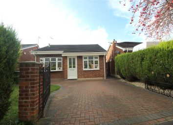 Thumbnail 2 bed detached bungalow for sale in Cheviot Close, Hemsworth, Pontefract