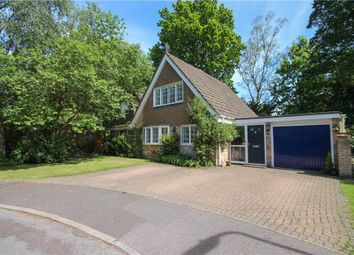 Thumbnail 4 bed detached house for sale in Tavistock Road, Fleet, Hampshire