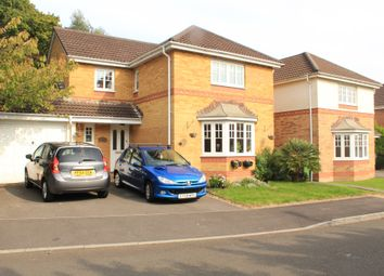 Thumbnail 4 bedroom detached house for sale in Angelica Way, Thornhill, Cardiff