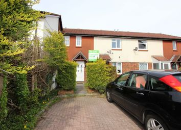 Thumbnail 2 bed terraced house to rent in Parsons Close, Staddiscombe, Plymouth