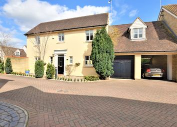 Thumbnail 5 bed link-detached house for sale in Worrin Road, Flitch Green, Dunmow