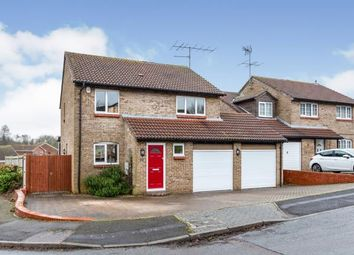 Thumbnail 4 bed detached house for sale in Black Dam, Basingstoke, Hampshire