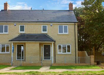 Thumbnail 3 bed terraced house to rent in Stone Row, Welch Way, Witney, Oxfordshire