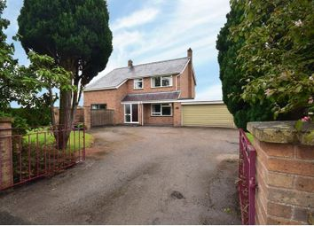 4 bed detached house for sale in Tallarn Green, Malpas SY14
