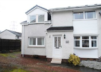 Thumbnail 4 bedroom end terrace house for sale in Armour Court, Blantyre, Glasgow