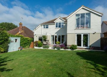 Thumbnail 3 bed detached house for sale in Dean Court Road, Rottingdean, Brighton