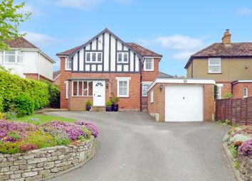 Thumbnail 3 bed detached house for sale in Westbury Road, Bratton, Westbury
