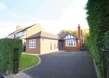 Thumbnail 3 bed detached house for sale in Midway Road, Midway, Swadlincote