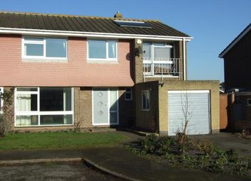 Thumbnail 5 bedroom semi-detached house for sale in Clarke Close, Cropwell Bishop, Nottingham