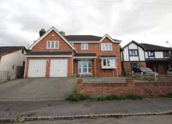 Thumbnail 5 bed detached house to rent in Grove Avenue, Langdon Hills, Basildon, Essex