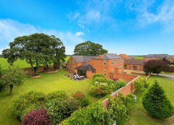 Thumbnail 5 bed detached house for sale in Bracebridge Heath, Lincoln