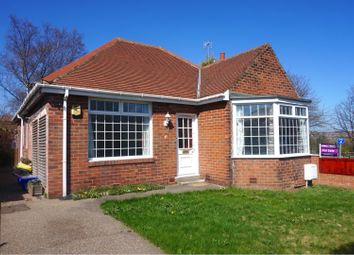 Thumbnail 2 bed detached bungalow for sale in Elmwood Gardens, Gateshead