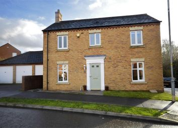Thumbnail 3 bed detached house for sale in Weighbridge Way, Raunds, Northamptonshire