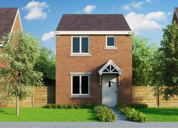 Thumbnail 2 bed semi-detached house for sale in Salwarpe, Droitwich
