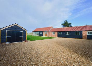 Thumbnail 4 bed barn conversion for sale in Back Bank, Whaplode Drove, Spalding