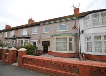 Thumbnail 3 bed terraced house for sale in Borrowdale Avenue, Fleetwood